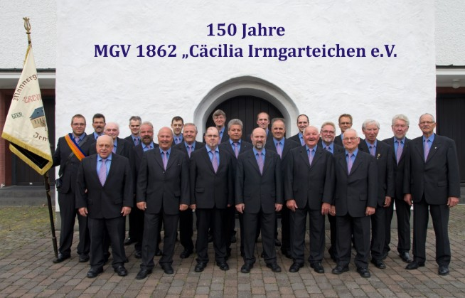 "150 Jahre MGV Cäcilia Irmgarteichen: ""Kreative Produktionskraft"