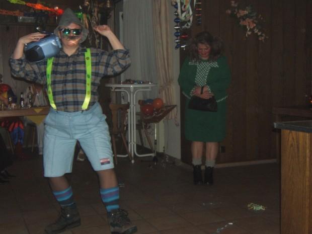6. Altweiber-Party