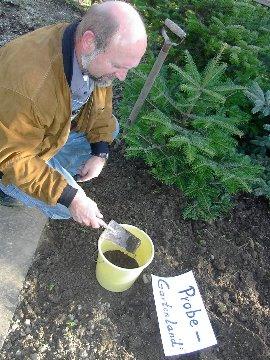 Der Garten im Herbst – Arbeitsgruppe trifft sich regelmäßig. Praktische Maßnahmen wichtig