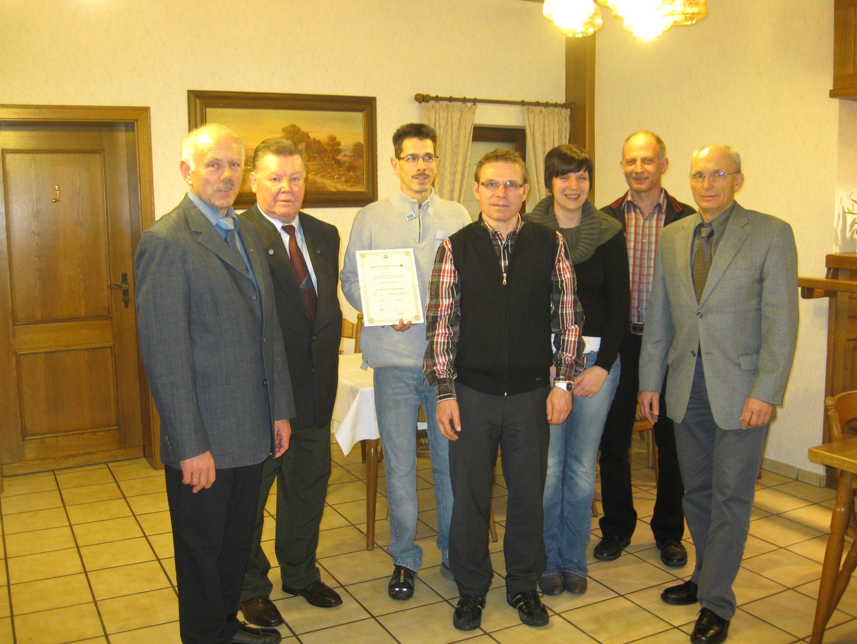 DRK- Ortsverein Irmgarteichen zog positive Bilanz. Jugendrotkreuzgruppe neu gegründet