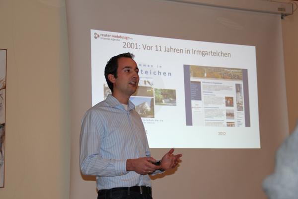Digitale Zukunft: Unser Dorf im Internet – www.Irmgarteichen.net als Best-Practice-Beispiel für Ortschaften im Netz