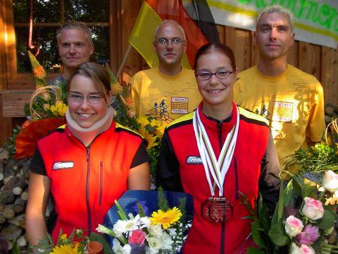 Anna-Lena Büdenbender mit Bronze von der WM zurück