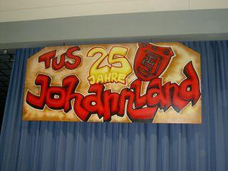 """25 Jahre TuS Johannland: """"Sport ist im Verein am schönsten"""""""
