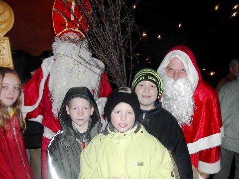 Weihnachtsmarkt 2003 in Irmgarteichen