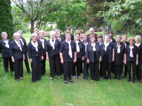 35 Jahre Frauenchor Johannland: Geburtstagsfeier mit Ehrungen und Tanz…