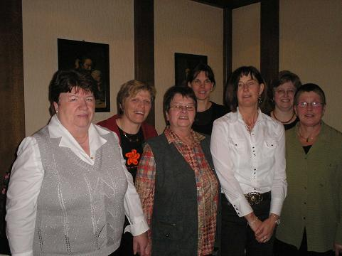 Frauenchor Johannland hielt Jahresrückblick