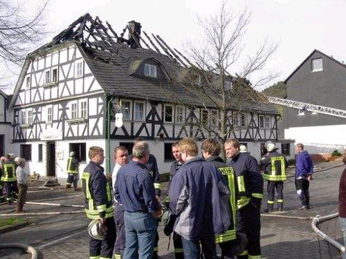 Ursache des Brandes steht fest
