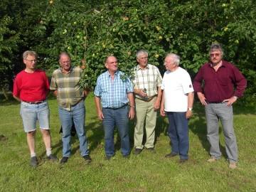 Sommerschnitt – und Sommerbehandlung an Obstgehölzen