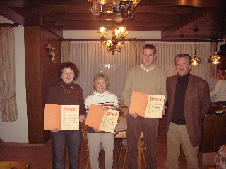 TuS Johannland Jahreshauptversammlung