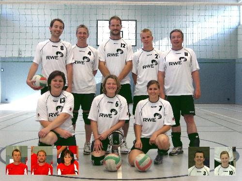 Volleyballabteilung des TuS Johannland wird 10 Jahre alt