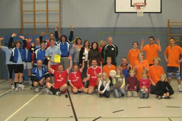 2. Johannländer Volleyball-Turnier erfolgreich