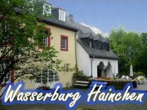 Wasserburg Hainchen
