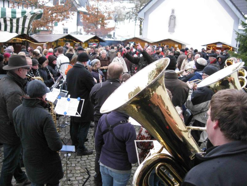 31. Weihnachtsmarkt lockte viele Besucher