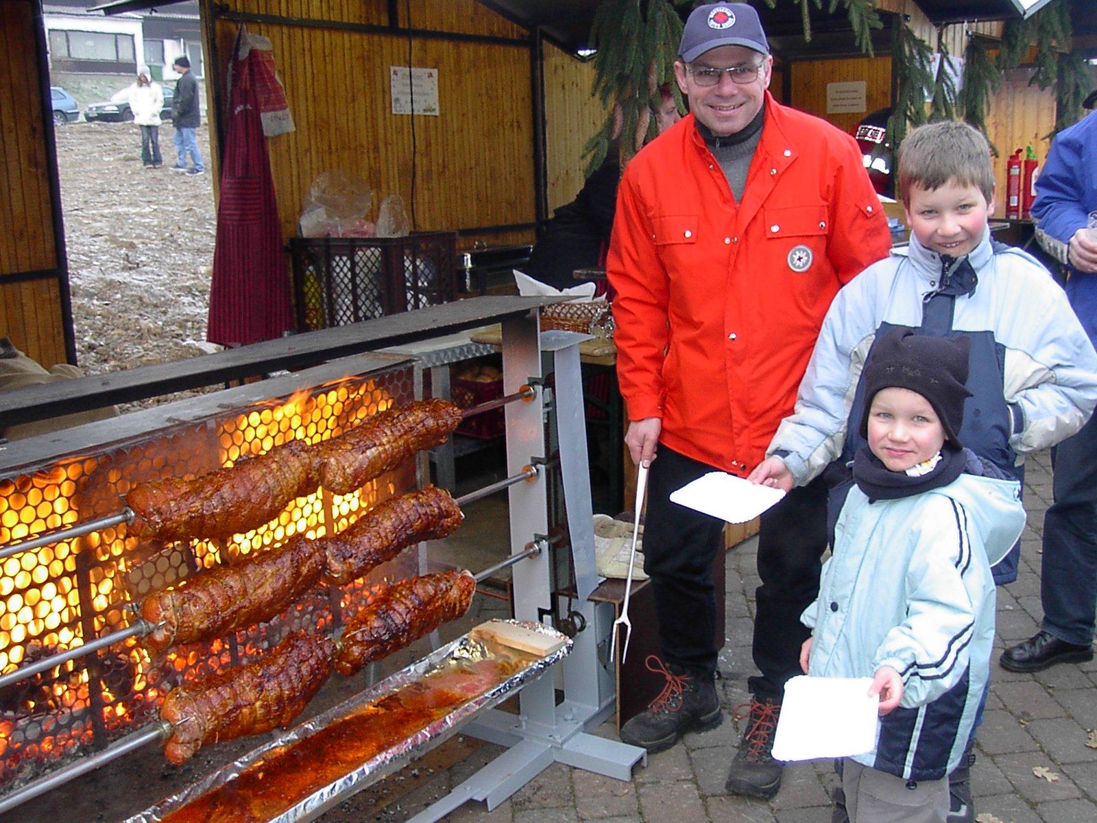 32. Weihnachtsmarkt in Irmgarteichen am Sonntag, den 11.12.2011