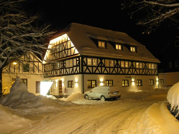Winter in Irmgarteichen