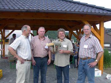 """Kreiswettbewerb """"Unser Dorf soll schöner werden, Unser Dorf hat Zukunft"""" 2005"""
