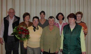 Frauenchor Johannland hielt Jahresrückblick im Gasthof Groos