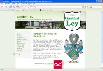 Gasthof Ley online