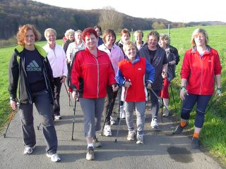 Nordic Walking: TuS Johannland bietet neue Sportart an