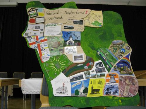 Zusammenschluss der Pastoralverbünde Netpherland und Johannland- Siegtal  errichtet.