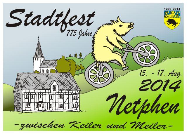 775-Jahr-Feier in Netphen – Ein Fest von allen für alle!