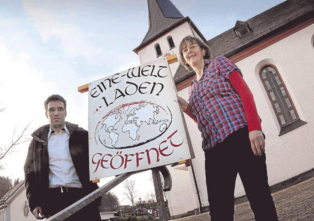 Ausverkauf unterm Kirchenschiff: Eine-Welt-Laden in Irmgarteichen schließt am kommenden Samstag
