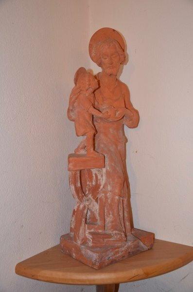 St. Josef – Schutzpatron der Irmgarteichener