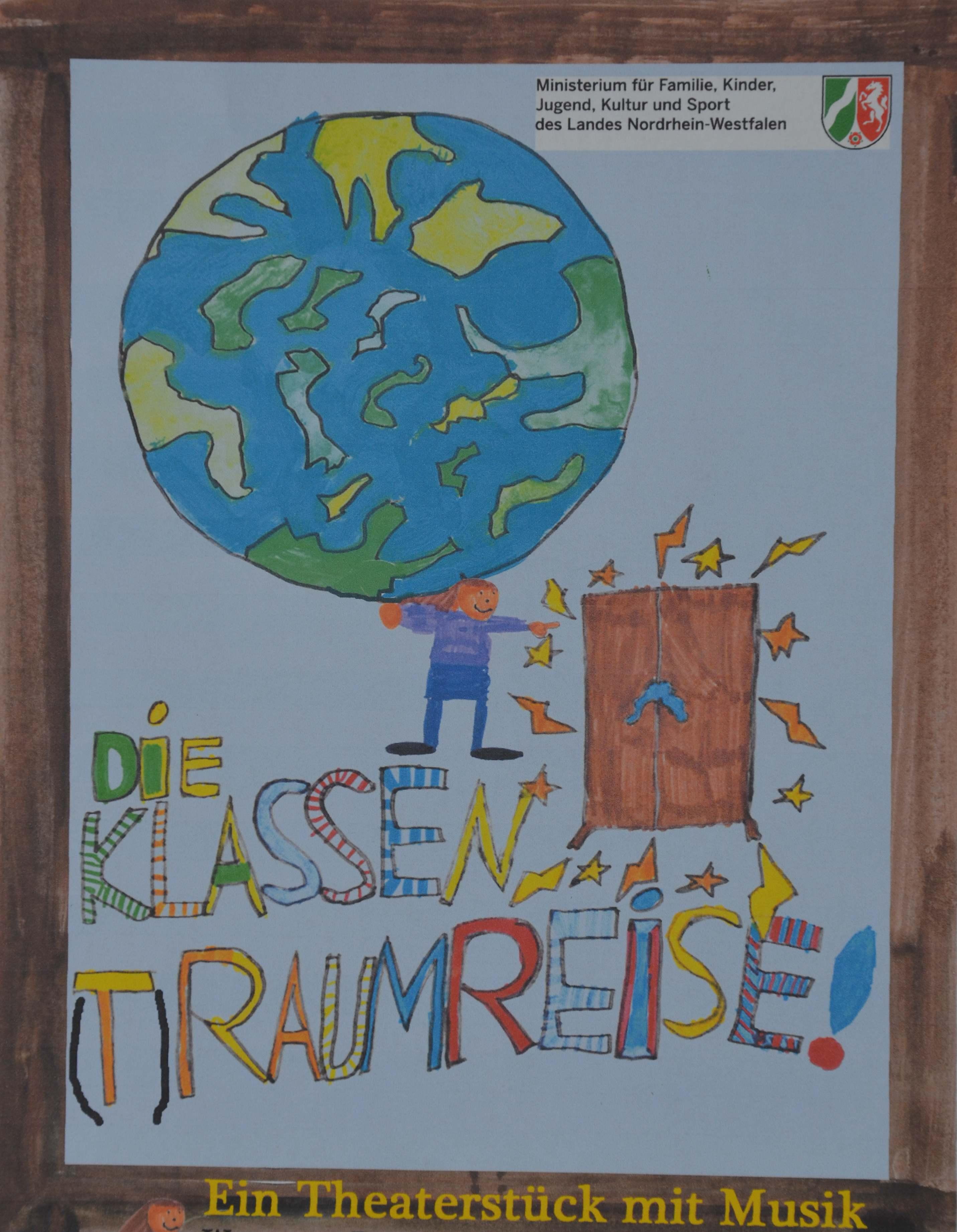 Theaterstück mit Tanz und Musik – Klassentraumreise in der Johannlandschule Hainchen