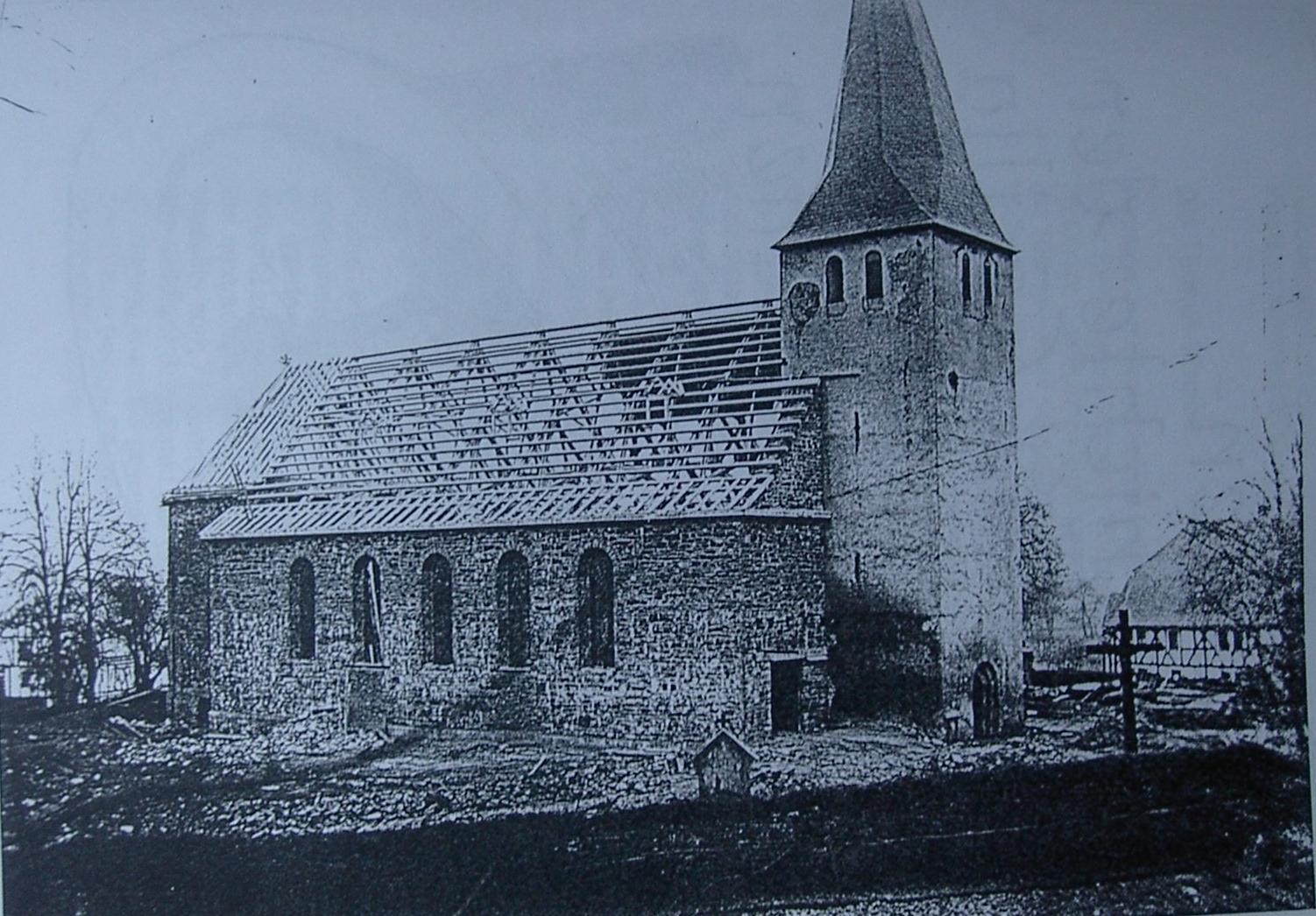 Pfarrkirche im Wandel der Zeit