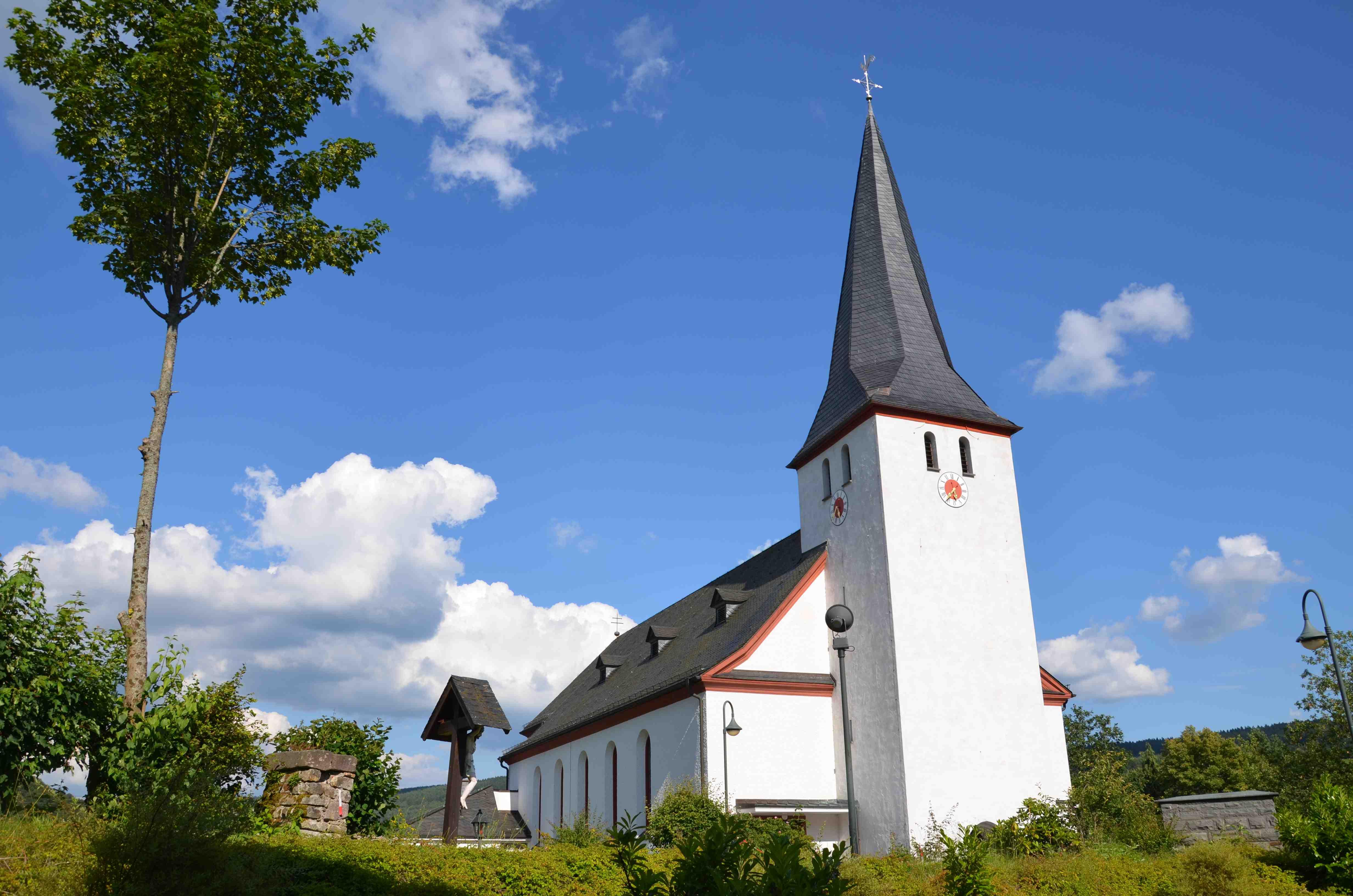 Pfarrkirche – St. Cäcilia Irmgarteichen