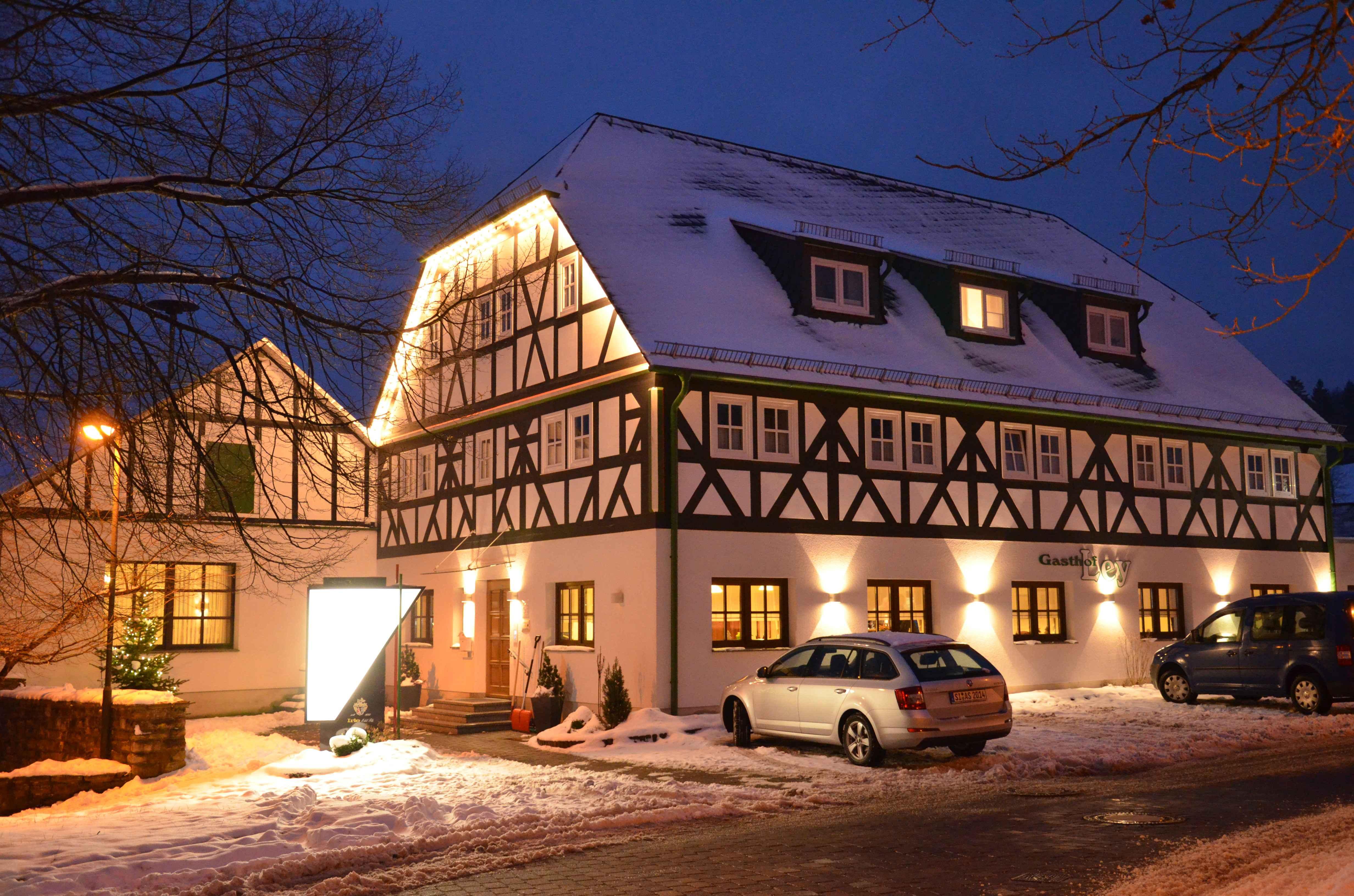 Gasthof Ley: Ein Stück Heimatgeschichte
