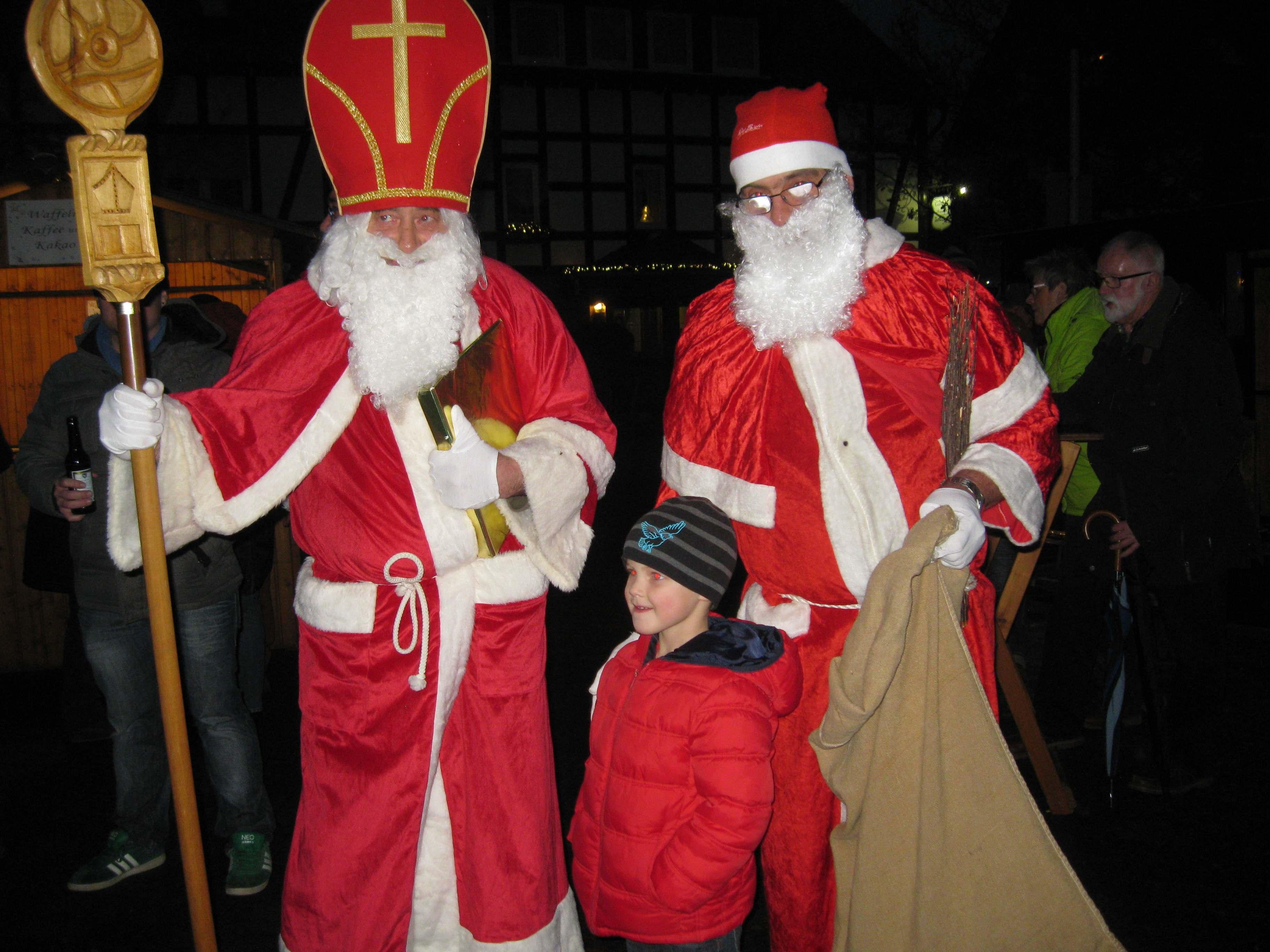 36. Weihnachtsmarkt lockte zahlreiche Besucher