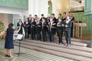 90 Jahre Chorverband Siegerland – Frauenchor Johannland in der Martinikirche in Siegen