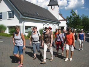 Sommerwandern Frauenchor Johannland