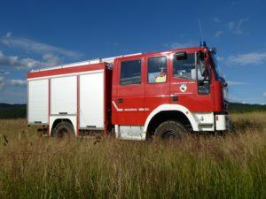 Feuerwehr erneuert ihr Gerätehaus