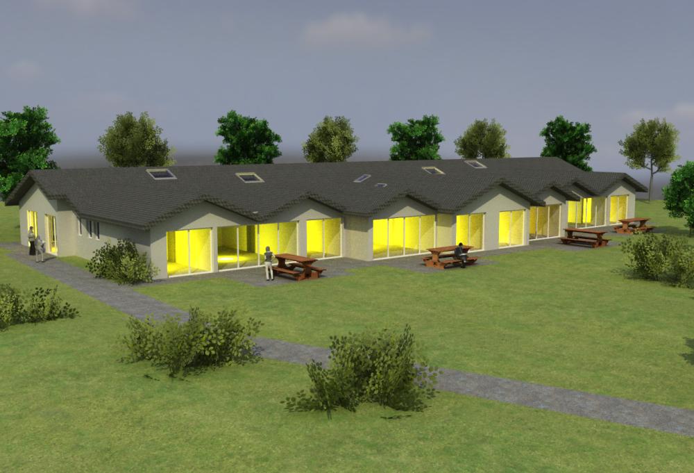 Kindergarten in Irmgarteichen bekommt Neubau für 1,2 Millionen Euro