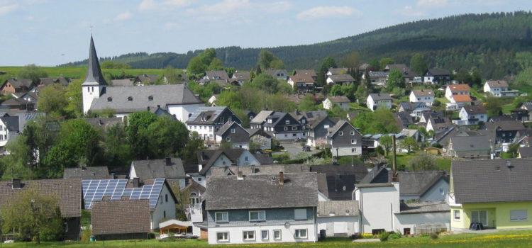 Bunter Veranstaltungsreigen geplant – Feststimmung im alten Kirchdorf mit lebendiger Vergangenheit Der Ort Irmgarteichen feiert im Jahr 2020 sein 750-jähriges Jubiläum