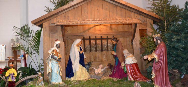 Weihnachten 2019 – Stille finden vor der Krippe…