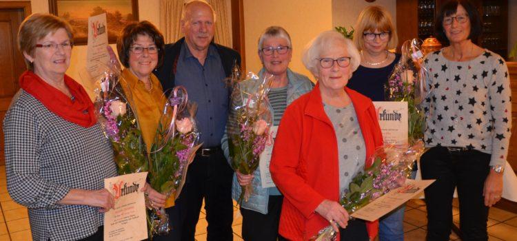 Sängerinnen willkommen: Frauenchor Johannland blickt auf das kommende Jahr